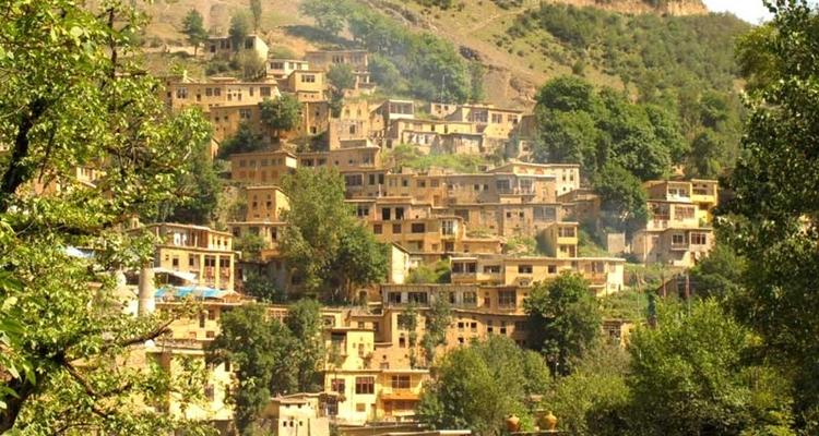 Masouleh Village - Iran