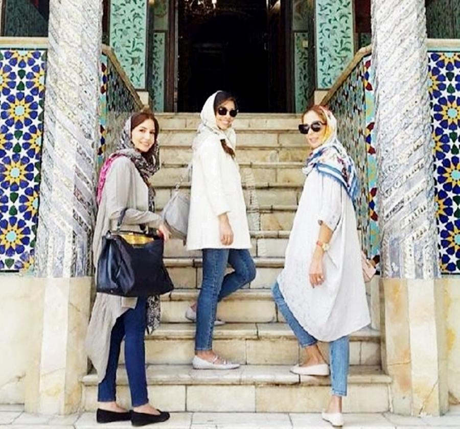 Iran Kleidung Frauen