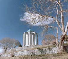 Mausoleum von Baba Taher