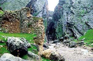 Cañon von Bahram-e Chubin