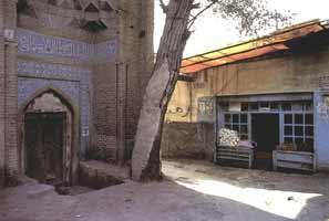 Mausoleum von Baba Qasem