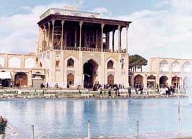 Ali Qapu-Palast